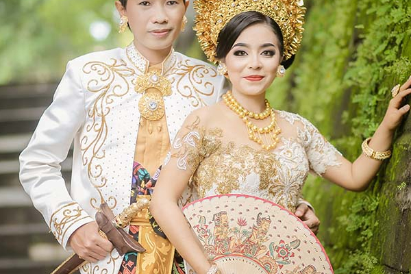 Gun & Ika Wedding